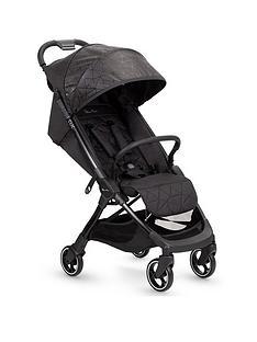 silver-cross-clic-stroller-black