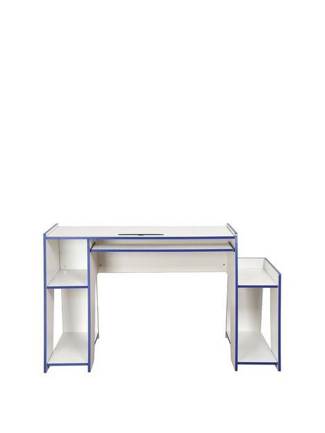 lloyd-pascal-horizon-5-gaming-desk-whiteblue