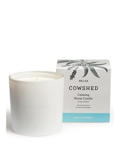 cowshed-relax-large-candle-700g