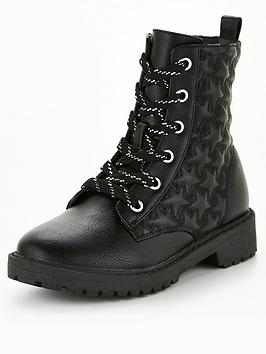 v-by-very-girls-star-quilted-lace-up-biker-bootnbsp--black