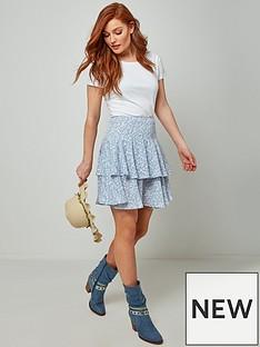 joe-browns-ditsy-ra-ra-skirt-blue