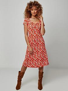 joe-browns-easy-love-dress-orange-multi