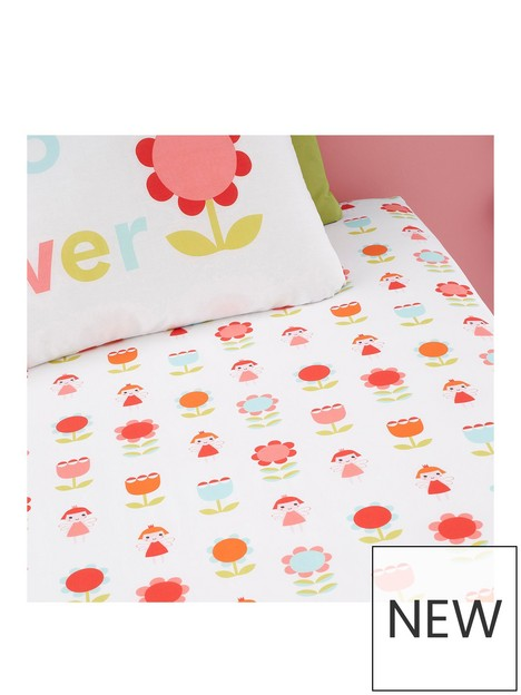 cosatto-fairy-garden-fitted-sheet-twin-pack
