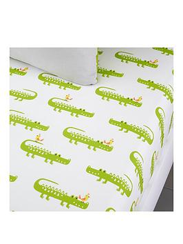 cosatto-crocodile-smiles-fitted-sheet-twin-packnbsp