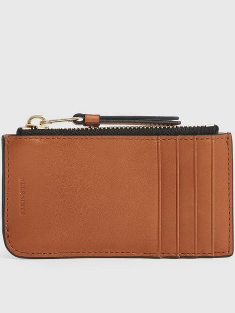 allsaints-leather-card-holder-tan