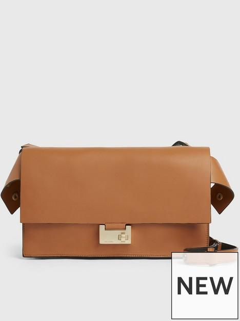 allsaints-huasteca-leather-shoulder-bag-tan