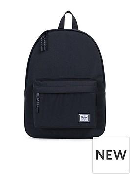 herschel-classic-backpack-black