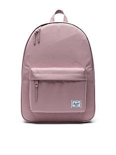 herschel-classic-backpack-ash-rose