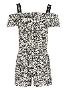 river-island-girls-black-leopard-print-playsuit