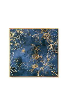 art-for-the-home-golden-blooms-framed-canvas