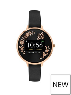 amelia-austin-amelia-austin-secret-garden-ladies-smart-watch