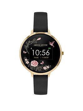 amelia-austin-amelia-austin-rose-story-ladies-smart-active-fitness-watch