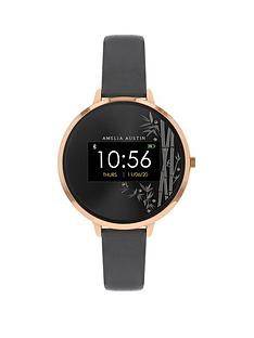 amelia-austin-amelia-austin-bamboo-story-ladies-smart-watch
