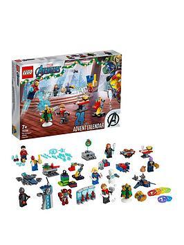 Lego Super Heroes The Avengers Advent Calendar Set 76196