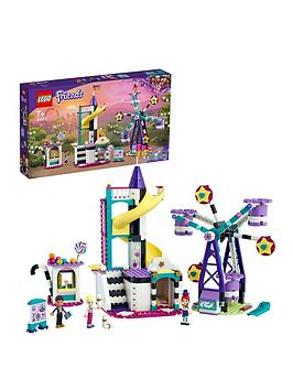 Lego Friends Friends Magical Ferris Wheel And Slide 41689 Best Price, Cheapest Prices