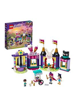 Lego Friends Friends Magical Funfair Stalls Play Set 41687 Best Price, Cheapest Prices
