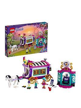 Lego Friends Friends Magical Caravan Horse Set 41688 Best Price, Cheapest Prices