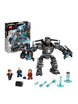 Lego Super Heroes Iron Man: Iron Monger Mayhem Set 76190