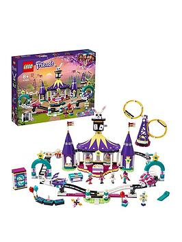 Lego Friends Friends Magical Funfair Roller Coaster 41685 Best Price, Cheapest Prices