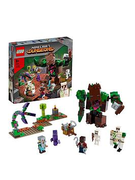 Lego Minecraft The Jungle Abomination Toy 21176
