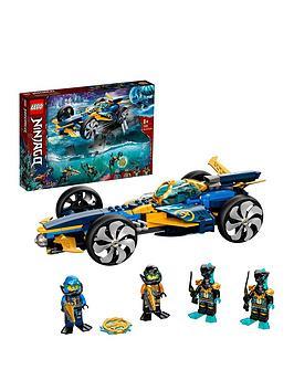Lego Ninjago Ninja Sub Speeder Car Toy 71752