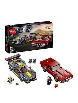 Lego Speed Champions Chevrolet Corvette Set 76903