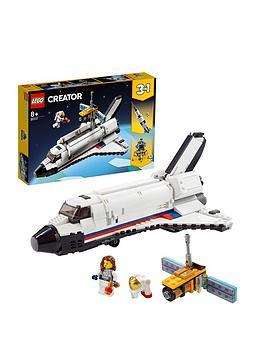 lego-creator-3in1-space-shuttle-adventure-set-31117
