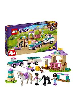 Lego Friends Horse Training And Trailer Toy 41441 Best Price, Cheapest Prices