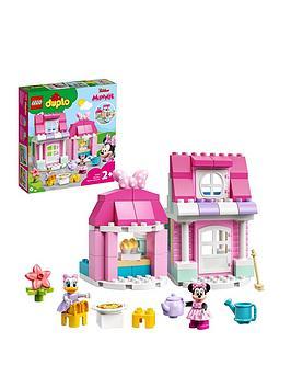 Lego Duplo Disney MinnieS House And Caf Set 10942