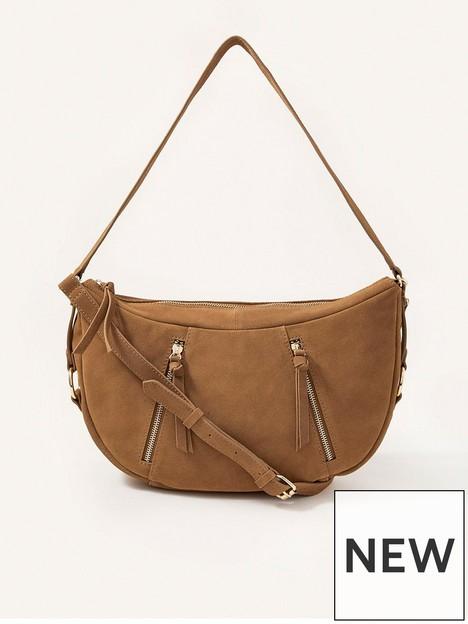 monsoon-monsoon-dana-double-zip-suede-shoulder-bag