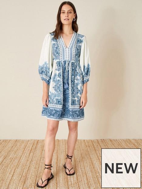 monsoon-roxanna-midi-kaftan-dress