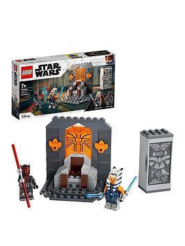 Lego Star Wars Star Wars Duel On Mandalore Building Set 75310