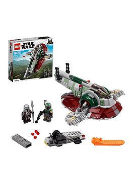 Lego Star Wars Star Wars Boba Fett&Rsquo;S Starship Set 75312 Best Price, Cheapest Prices