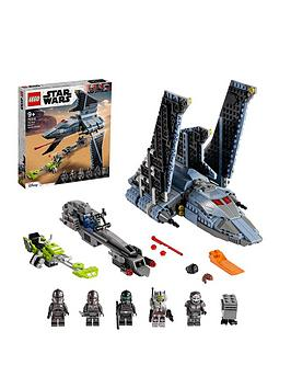 Lego Star Wars Star Wars The Bad Batch Attack Shuttle 75314 Best Price, Cheapest Prices
