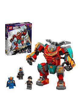 Lego Super Heroes Marvel Tony Stark Sakaarian Iron Man Set 76194