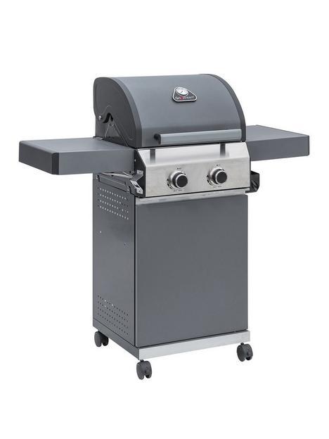 grillstream-grillstream-classic-2-burner-bbq-hybrid-matt-grey