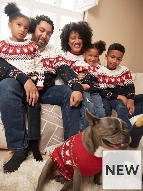 v-by-very-boys-reindeernbspchristmas-jumper-multi