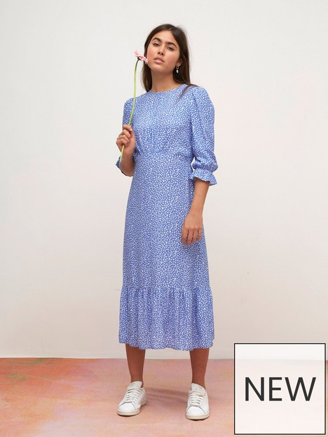 nobodys-child-selena-midi-dress