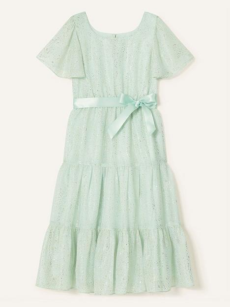 monsoon-girls-foil-print-tiered-dress-mint