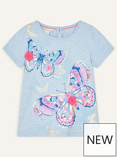 monsoon-girls-sew-butterfly-printed-t--shirt-blue