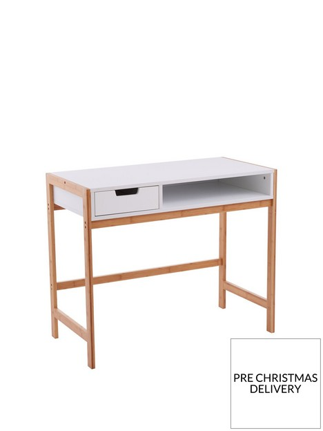 premier-housewares-rostok-1-drawer-desk