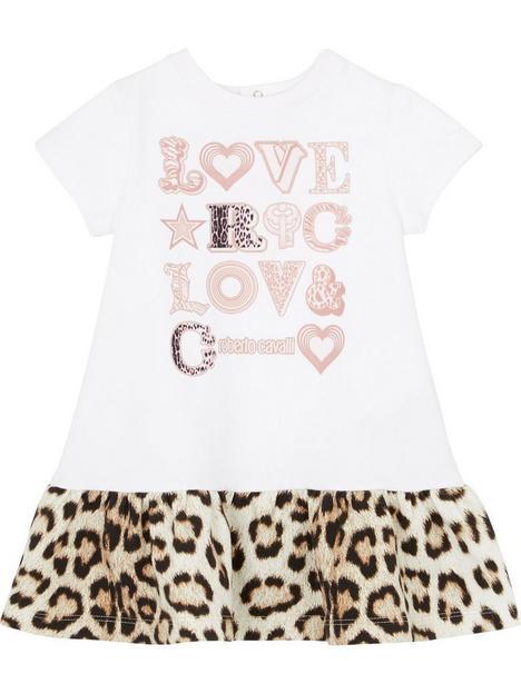 roberto-cavalli-baby-love-rc-print-dress-whitegold