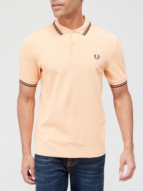 fred-perry-twin-tipped-polo-shirt-coral