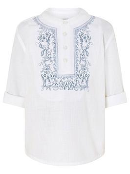 monsoon-boys-kurta-shirt-blue