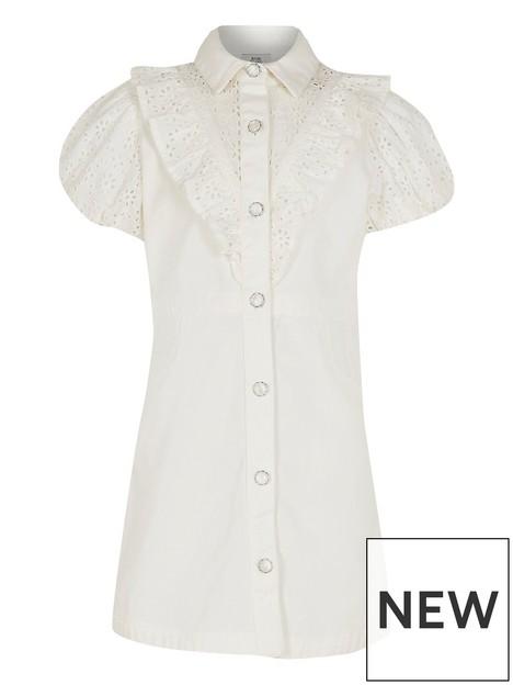 river-island-girls-denim-broderie-dress-white