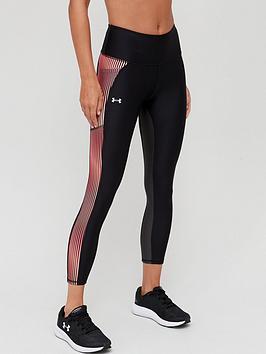 under-armour-training-heatgear-panel-ankle-leggings-blackwhite