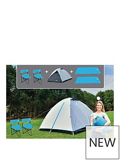 pure4fun-pure4fun-camping-set-for-2-dome-tent-camping-chairs-sleeping-bags-complete-set