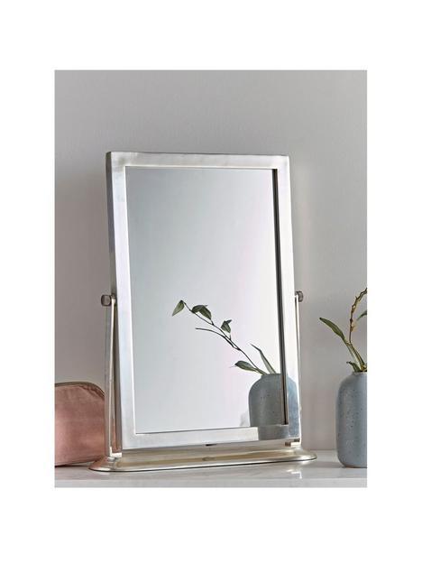 cox-cox-antique-silver-table-mirror