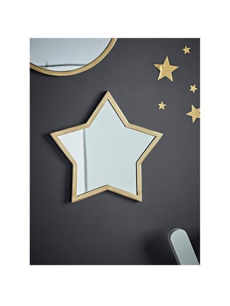 cox-cox-antique-brass-star-mirror