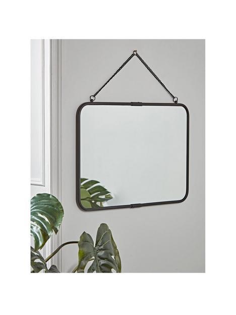cox-cox-black-hanging-mirror
